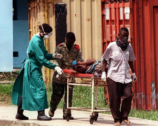 Африканский палач Эбола