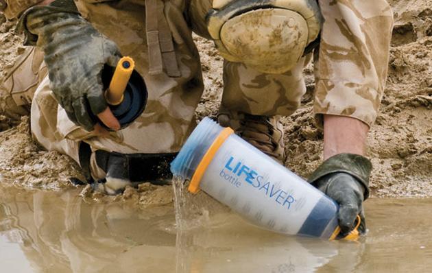 Походный фильтр Lifesaver Bottle