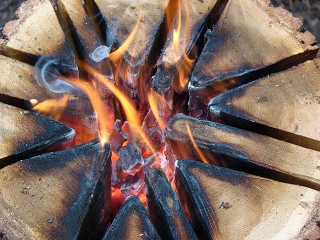 Таинство огня