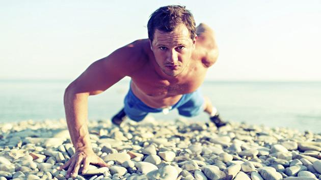 Фитнес дедовским способом
