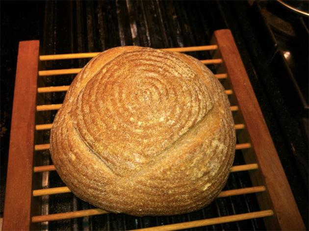 Делаем старый хлеб свежим