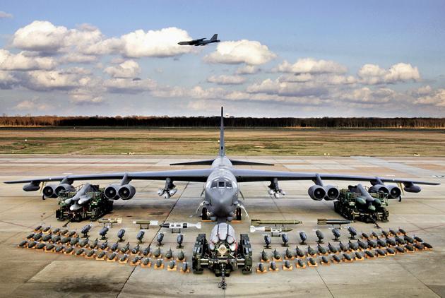 Летающая крепость: самолет, которого боялись в СССР