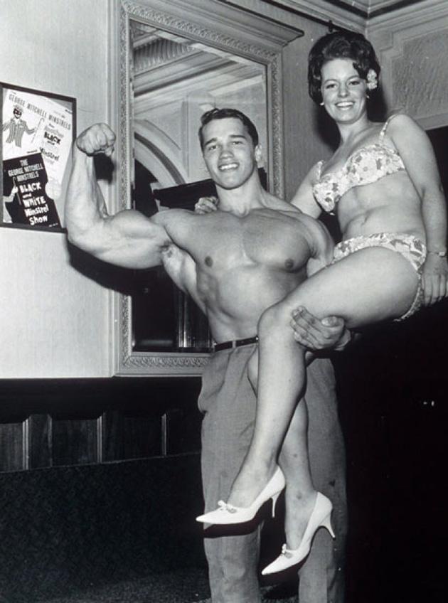 Почему мужчине важно быть физически сильным