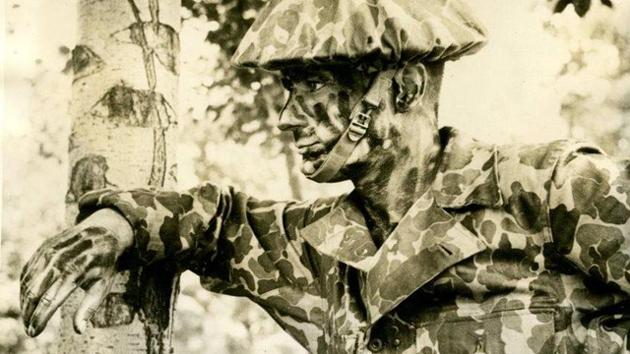 Прошлое, настоящее и будущее камуфляжа российской армии (8 фото)