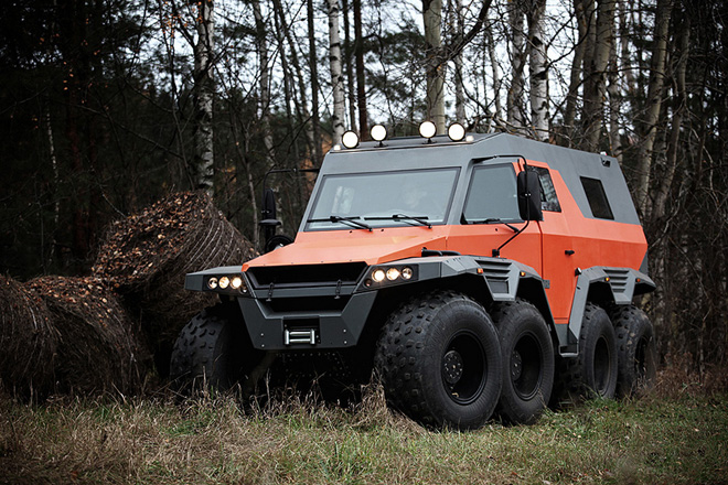 Avtoros-Shaman-8x8-All-Terrain-Vehicle-1
