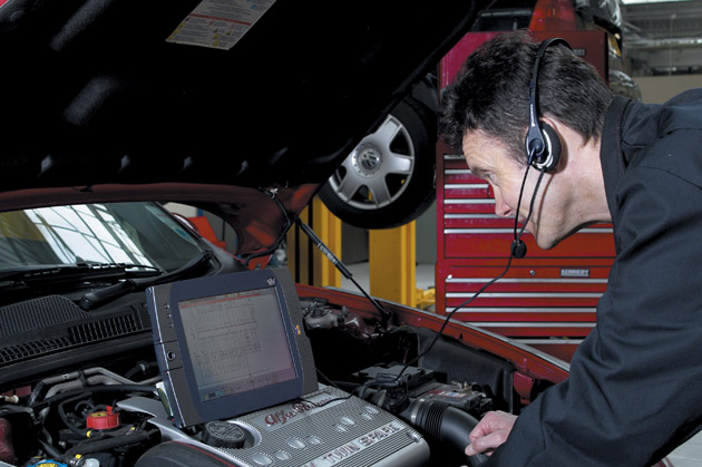 DS800E- Mechanic Speaking to the Delphi Helpline