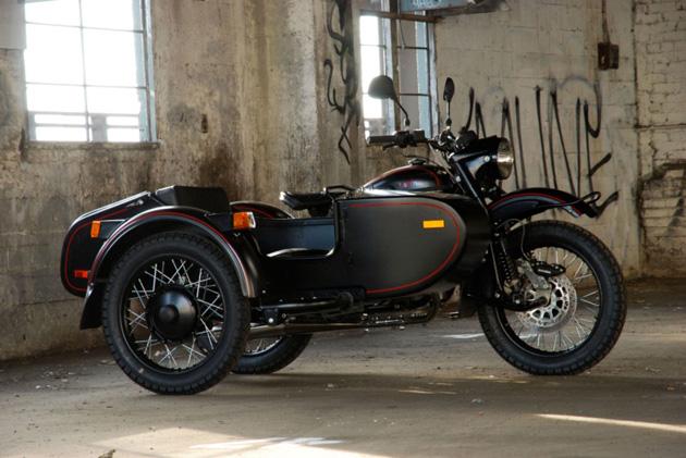 «Урал» - советский мотоцикл, который покорил весь мир