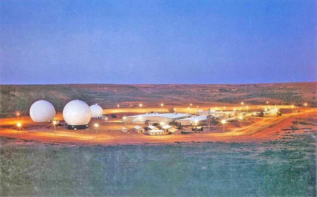 Белые пятна на карте: самые загадочные военные базы мира (10 фото)