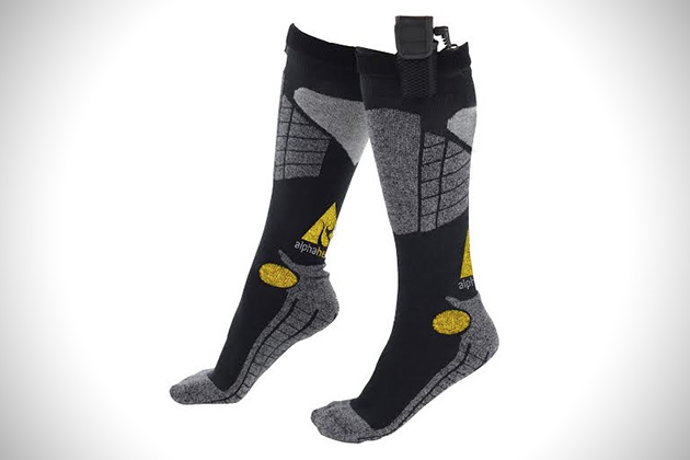 AlphaHeat-Heated-Sock