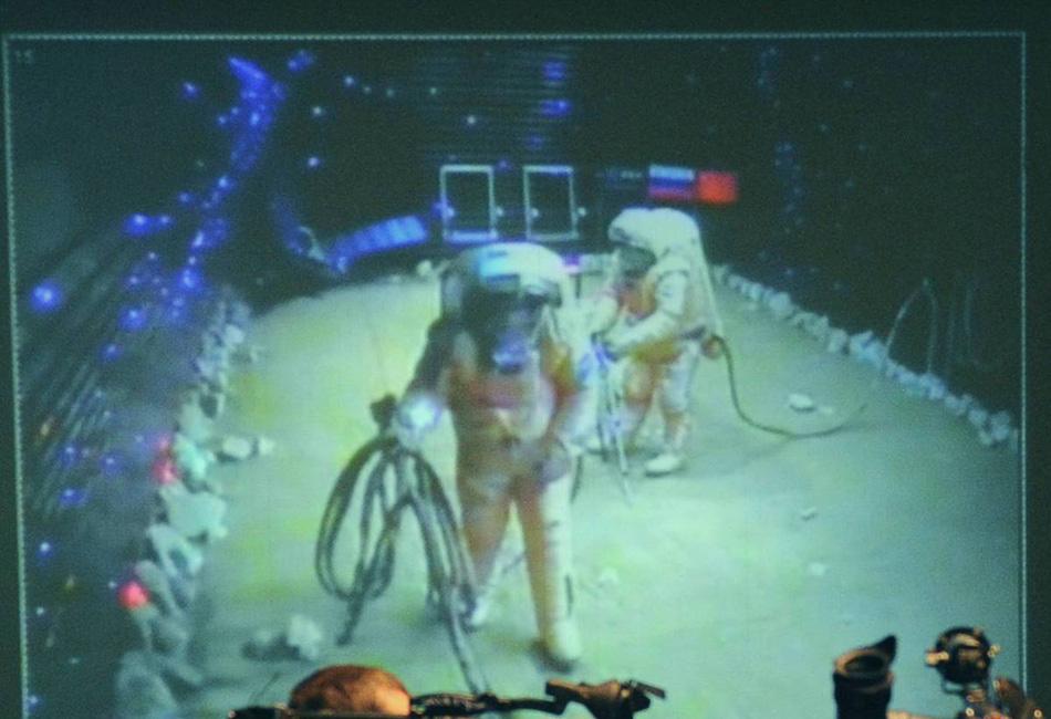 Через треню к звездам: как космонавты тренируются на Земле