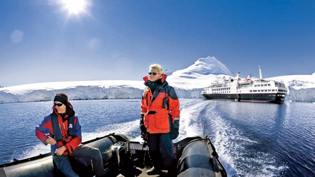 5 способов добраться до Антарктиды
