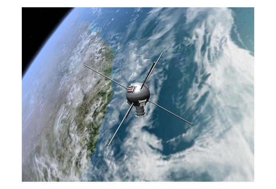 Американский спутник Vanguard 1, выведенный на орбиту в 1958 году, приобрел статус «космического мусора» в 1964, когда связь с ним была потеряна. В те времена космической гонки никто даже не думал о выводе спутников с орбиты, в результате чего Vanguard 1 пробудет там еще порядка 200 лет. За это время мельчайшие частицы атмосферы затормозят его, а притяжение Земли доделает остатки работы, уничтожив его в своей атмосфере, если, конечно, до этого времени спутник не выловят «чистильщики».