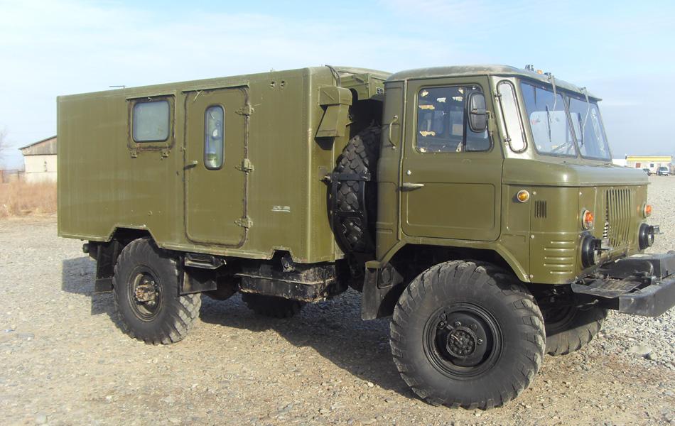 Битва легенд: советский грузовик ГАЗ-66 оказался круче немецкого «Мерседеса»