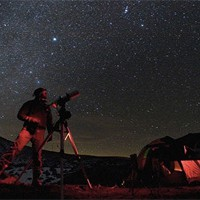 10 мест на планете, откуда видны миллионы звезд