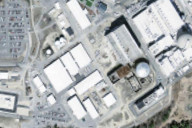 Атомная станция под городом Сибрук в штате Нью-Гэмпшир также относится к объектам, которые запрещены для показа на Google Maps.