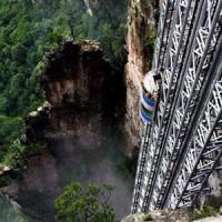 10 головокружительных лифтов: на них рискнет поехать не каждый