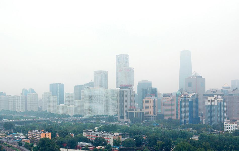 10:29, 23 сентября, Пекин, Китай. Фото: Пен и Чен