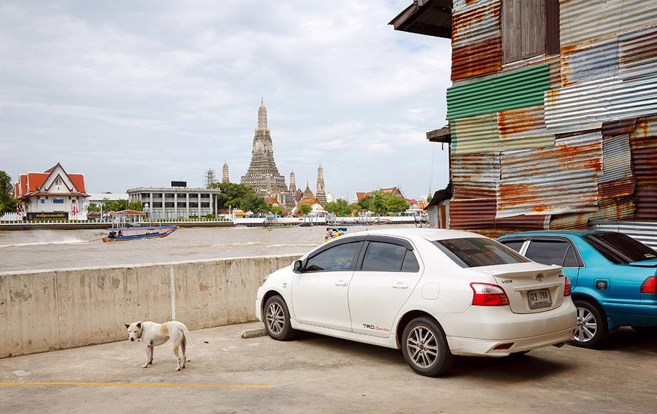 9:29, 23 сентября, Бангкок, Таиланд. Фото: Ной Шелдон