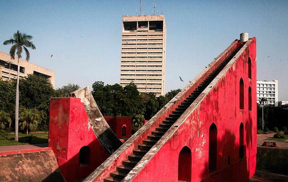7:29, 23 сентября, Нью-Дели, Индия. Фото: Акшай Махаджан