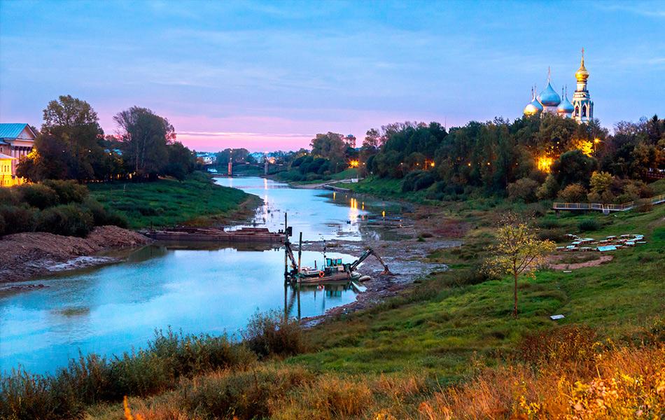 6:29, 23 сентября, Подмосковье, Россия. Фото: Анастасия Руденко