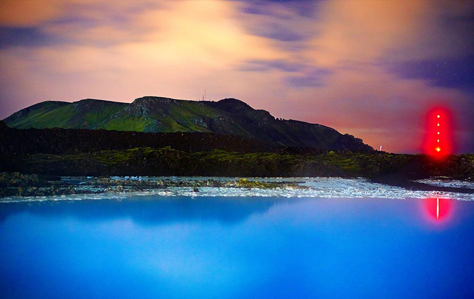 2:29, 23 сентября, Рейкьявик, Исландия. Фото: Бернард Кристинн