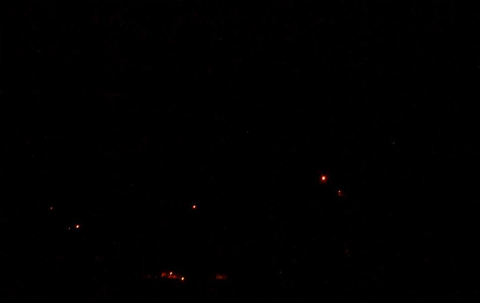 1:29, 23 сентября, Прая, Кабо Верде. Фото: Дэниэл Рейс