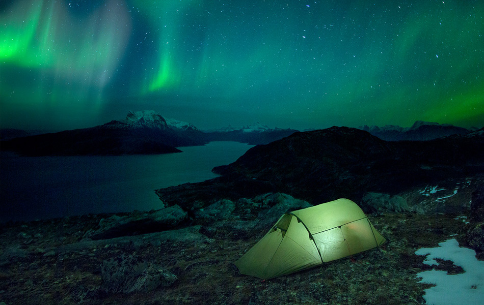 00:29, 23 сентября, Нуук, Гренландия. Фото: Мэдс Фил