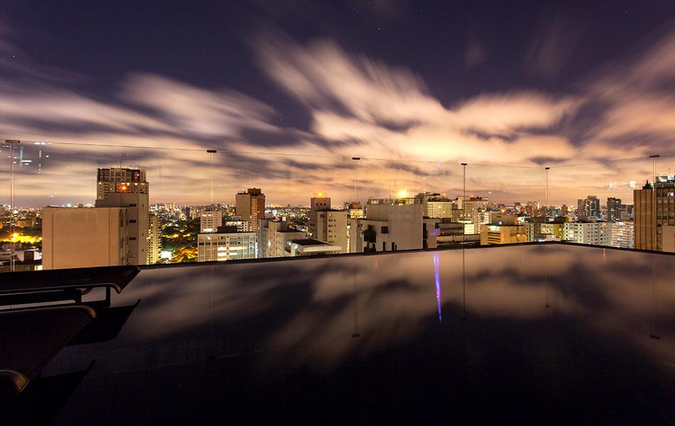 23:29, 22 сентября, Рио-де-Жанейро, Бразилия. Фото: Тука Рейнес