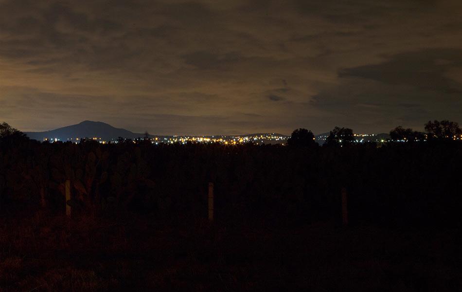 21:29, 22 сентября, Мехико, Мексика. Фото: Жорж Давалос