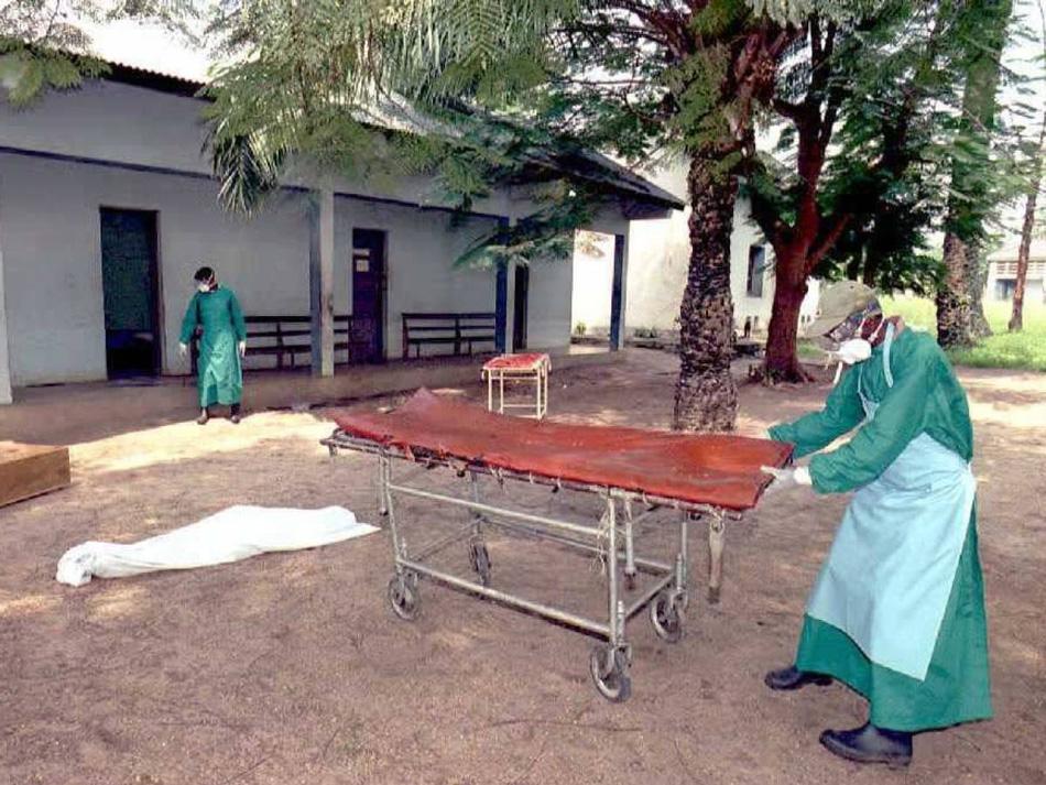 Вспышка ྈ 26 августа 1976 года Мабало Локела, школьный учитель из маленькой деревушки в Демократической Республике Конго (Заире) стал первым пациентом, зараженным Эболой. Среди симптомов были лихорадка, диарея, рвота, кровотечение и головные боли. По началу доктора думали, что у Локелы малярия, но пациент скончался уже через две недели.