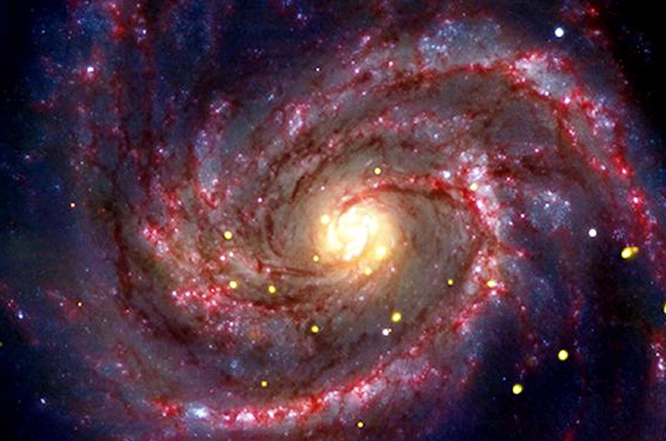 Теория Большого взрыва Открытие господствующей сегодня теории происхождения Вселенной началось с шума подобного радиопомехам. В 1964 году, работая с антенной Холмдела (большая антенна в форме рога, которая в 60-х годах использовалась в качестве радиотелескопа), астрономы Робер Уилсон и Арно Пензиас услышали фоновый шум, который их сильно озадачил. Отбросив большинство имевшихся причин возникновения шума, они обратились к теории Роберта Дикке, согласно которой радиационные остатки от сформировавшего Вселенную Большого взрыва стали фоновой космической радиацией. В 50 километрах от Уилсона и Пензиаса, в университете Принстона поисками этой фоновой радиации занимался сам Дикке, и когда он услышал об их открытии, он сказал коллегам: «Ребята, похоже, это сенсация». Позднее Уилсон и Пензиас получили Нобелевскую премию.