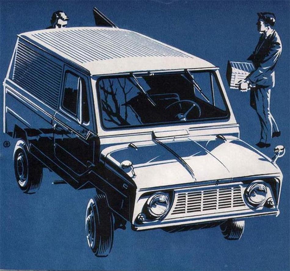 То, что на бездорожье ЛуАЗ может«уделать» кого угодно— хоть «Ниву», хоть«Hummer»,— чистая правда. Двигатель, коробка передач, главная передача и карданный валкомпактно расположены в кузове с интегрированной лонжеронной рамой, причем все узлы фактически находятся в едином герметичном корпусе. Независимая торсионная подвеска на продольных рычагах спереди и сзадиотличаетсяогромными ходами, а 13-дюймовые шины— очень мощнымигрунтозацепами. Это без преувеличения«маленький танк с моторомот «Запорожца».