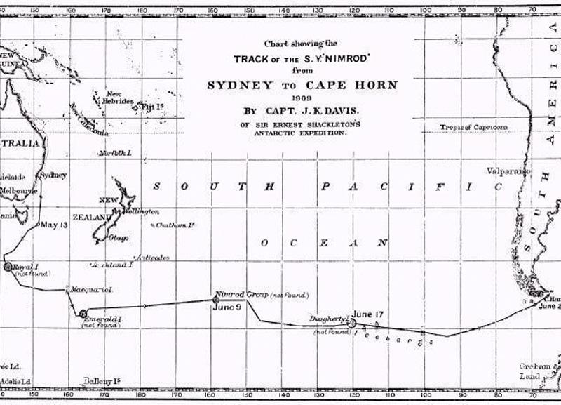 Остров Эмеральд Где находился: в южной части Тихого океана Моряки, бороздившие морские просторы в декабре 1821 года между Австралией и Антарктидой к югу от острова Макуори, обнаружили остров. Назвали его так же как назывался корабль — Эмеральд. В 1840 году ВМФ США организовало исследовательскую экспедицию на остров, но они его не нашли. Хотя на остров так никто и не ступил, таинственный участок суши был нанесен на многие карты, включая советский «Атлас Антарктики» и карту 1987 года в ежедневнике, выпущенном American Express.