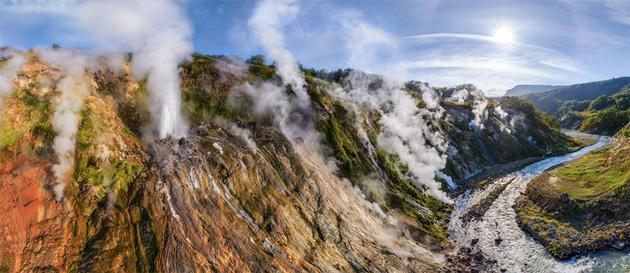 Долина гейзеров: самое красивое место Камчатки