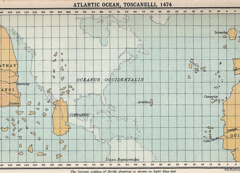 Остров Антилия Где находился: к западу от Пиренейского полуострова. Большой прямоугольный остров в Атлантическом океане изображался на картах 15 века. Впервые таинственная земля появилась на портулане венецианского картографа Джованни Пиццигано. Всего известно 23 картографических изображения Антилии, последнее из них датируется 1508 годом. После открытия Америки и создания глобуса «Земное яблоко» остров попадал на карты все реже. В 16 веке остров стали отождествлять с азорским островом Сан-Мигел.