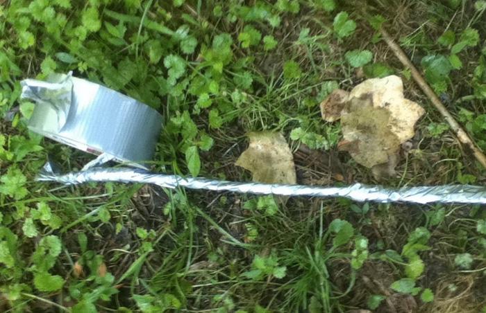 Веревка Склеив вместе несколько длинных частей клейкой ленты, вы обеспечите себя достаточно прочной веревкой. Основанием веревки станет скотч, скрученный в спиральную трубку. Поверх него вы можете закрутить еще один или парочку кусков ленты, в зависимости от того, веревка какой толщины и прочности вам нужна.
