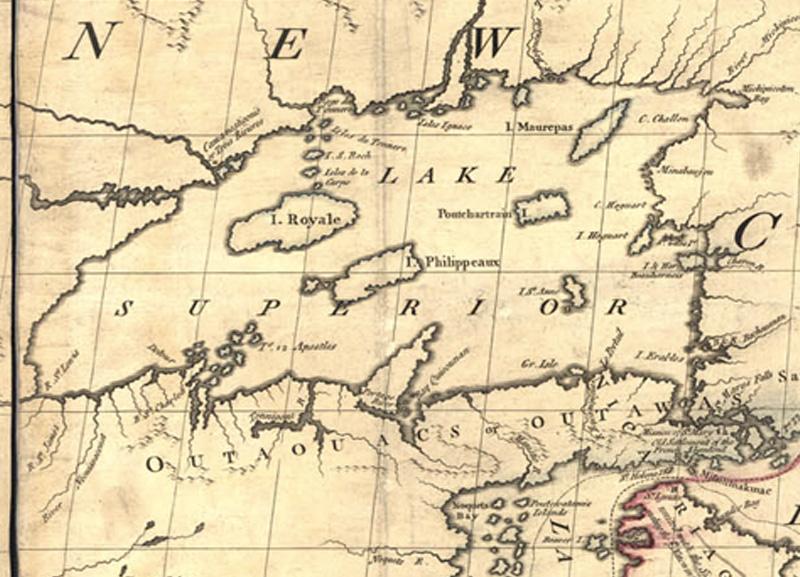 Острова Понтчартрейн Где находился: озеро Верхнее Два острова были открыты в середине самого большого по площади в мире пресного озера. На картах они появились в 1783 году, когда США и Великобритания должны были подписать Парижский мирный договор. В числе прочего в нем были прописаны границы — обе земли перешли во владение Америки. В начале 1800-х годов было установлено, что на самом деле острова не существуют.