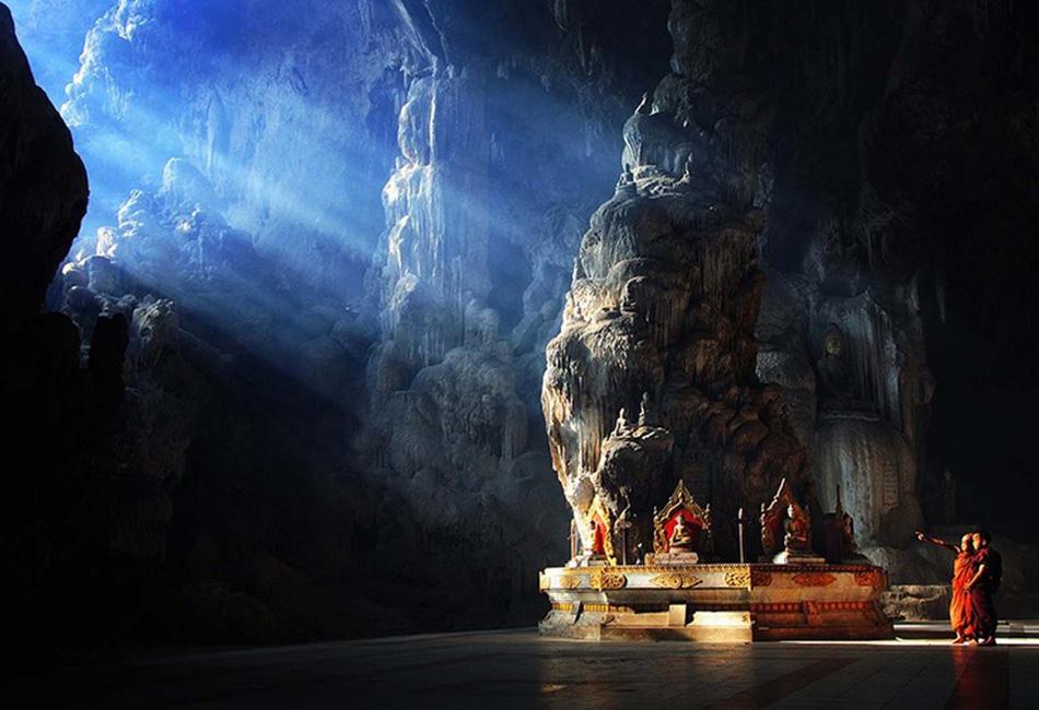 Datdawtaung пещера, Бирма
