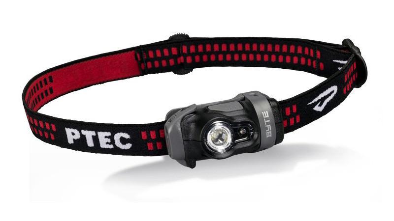 Налобный фонарь Зимой светает поздно, а темнеет рано, поэтому темнота не должна заставлять вас отказываться от пробежек. 64-грамовый налобный фонарь Princeton Tec Byte способен светить с яркостью в 70 люменов, чего более чем достаточно для освещения дороги. Он достаточно легкий и компактный, чтобы не свалиться с вашей головы. Переключатель яркости позволит вам изменять силу и направление светового потока, не снимая фонарь с головы. Ориентировочная цена: 1000 рублей.