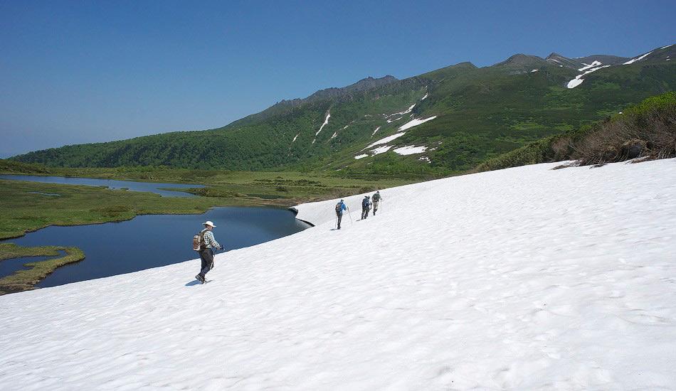 Природная тропа Хоккайдо, Япония Дистанция: 4585 километров Япония — настоящий рай для любителей ходьбы на длинные дистанции, ведь по ее территории проходят 5 из 10 самых длинных хайкинговых троп в мире. Тропа Хоккайдо — самая величественная из них — проходит по лесам, горами, дымящимся вулканам и ледникам острова Хоккайдо. На этом самом северном из японских островов очень короткое лето и долгая холодная зима, которую вам в любом случае предстоит застать, ведь на путешествие у вас уйдет порядка семи месяцев.