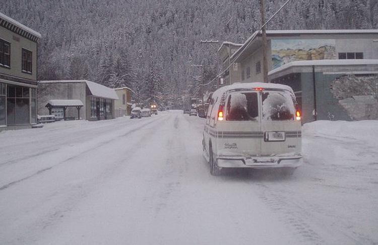 Проспект-Крик, Аляска, США Место было заселено в период строительства Транс-Аляскинского трубопровода. После завершения строительства большая часть населения переехала. В январе 1971 года здесь была зафиксирована самая низкая температура на территории США, которая варьировалась на отметке -62 °C.