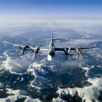 Ту-95: история ядерного Медведя