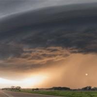 Сердце бури: фотографии из центра смерча
