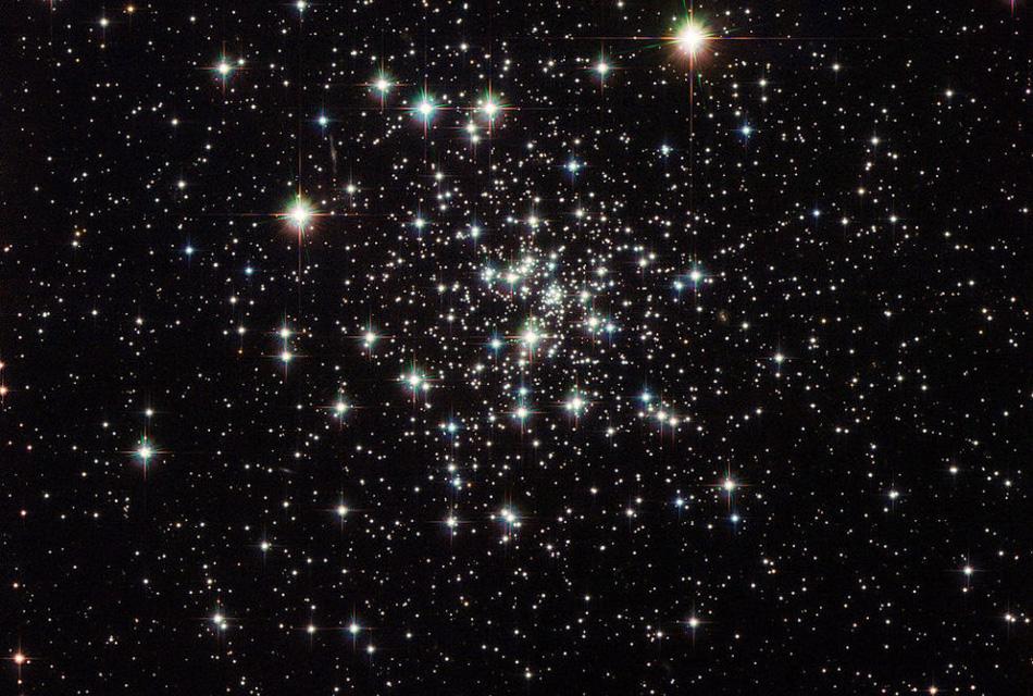 Шаровое скопления NGC 6535.