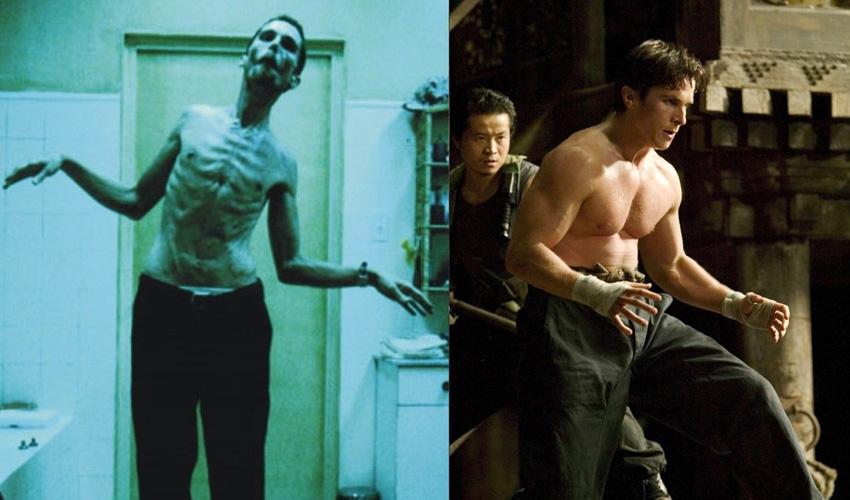 Как похудел актер фильма машинист