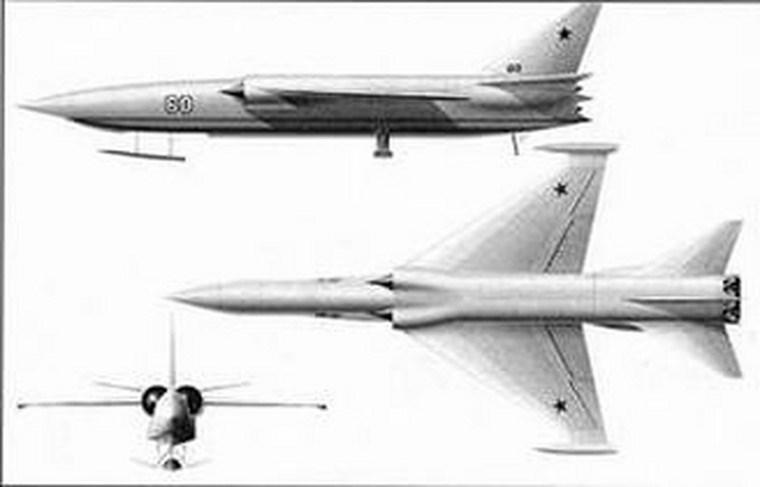 М-30 Отказ от проекта М-60 вовсе не означал прекращения работ в этом направлении. И уже в 1959 году авиаконструкторы принимаются за разработку нового реактивного самолета. На этот раз тягу его двигателей обеспечивает новая атомная силовая установка «закрытого» типа. К 1960 году предварительный проект М-30 был готов. Новый двигатель снижал радиоактивный выброс, и на новый самолет стало возможным установить кабину для экипажа. Считалось, что уже не позднее 1966 года М-30 поднимется в воздух.
