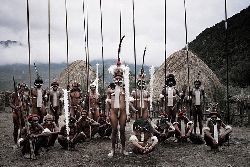 Дани, Индонезия и Папуа-Новая Гвинея