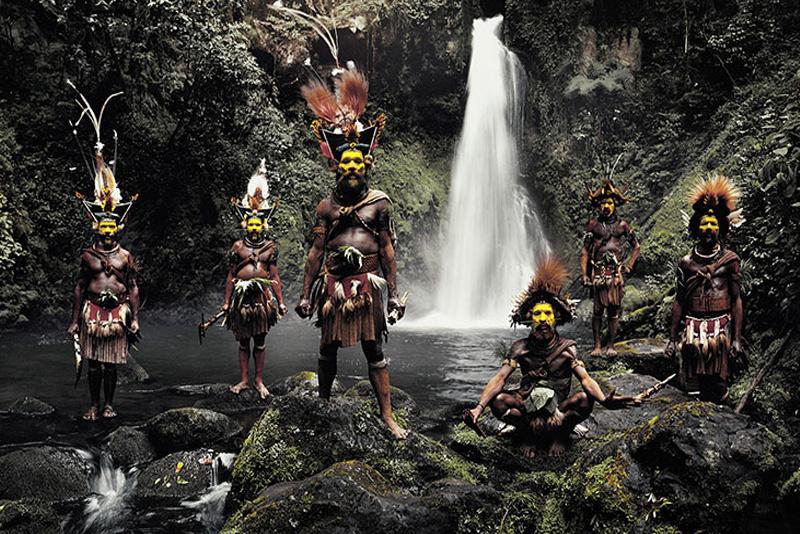 Хули, Индонезия и Папуа-Новая Гвинея