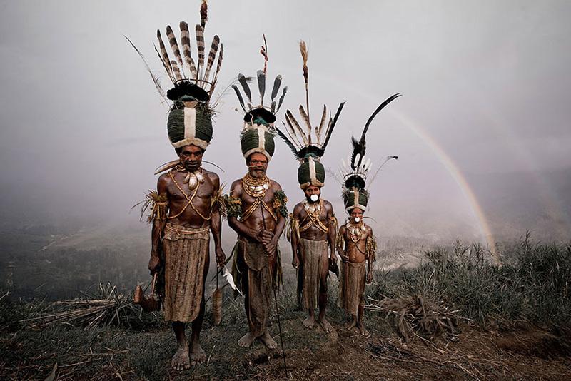 Калам, Индонезия и Папуа-Новая Гвинея