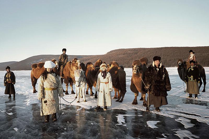 Цаатаны, Монголия